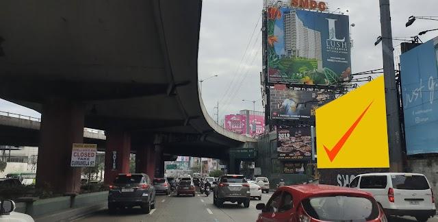 EDSA Makati Billboard : EDSA corner Honda Street, Makati City
