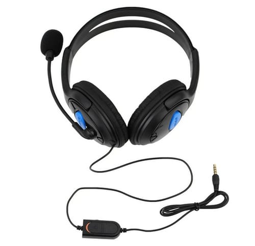 Heave Stereo Over Ear Gaming Headset Noise Cancelling