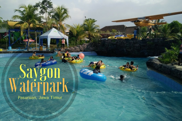 saygon waterpark, waterpark, wisata pasuruan, waterpark pasuruan