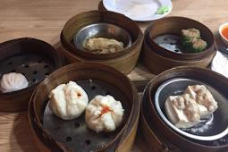 Makan Dimsum Sampai Kenyang di Bamboo Dimsum Tebet