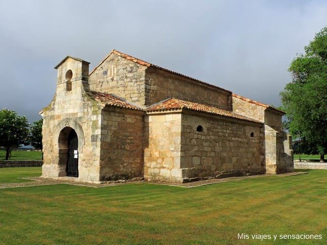 Iglesia de San Juan de Baños, Palencia