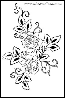 Flower embroidery design image/ embroidery designs images free download/embroidery designs paper