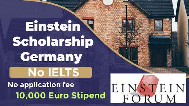 Albert Einstein Scholarship