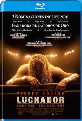 The Wrestler 2008 BD50 Latino