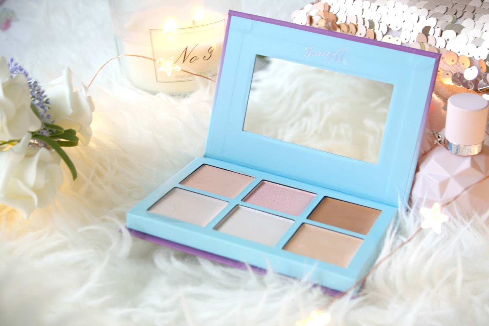 Barry M Cosmic Lights Highlighting Palette