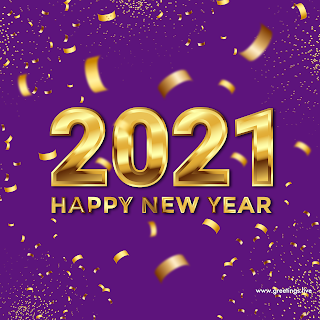 2021 happy new year greetings