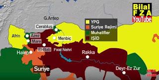 Azaz and Jarabulus regions