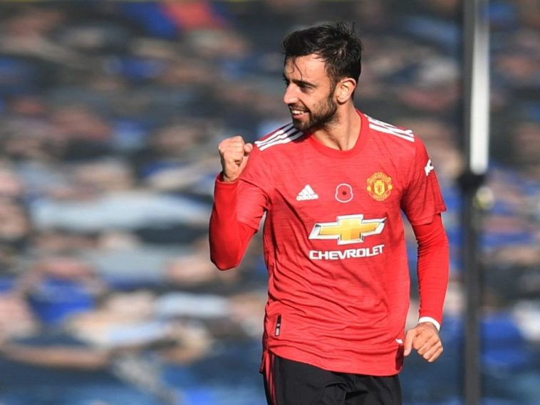 Bruno Fernandes' Wages To Double After Europa League Final