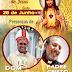 DOM ALDEMIRO CELEBRA NA CAPELANIA SÃO PAULO APÓSTOLO JUNTO COM PADRE CRISTO NA SEXTA