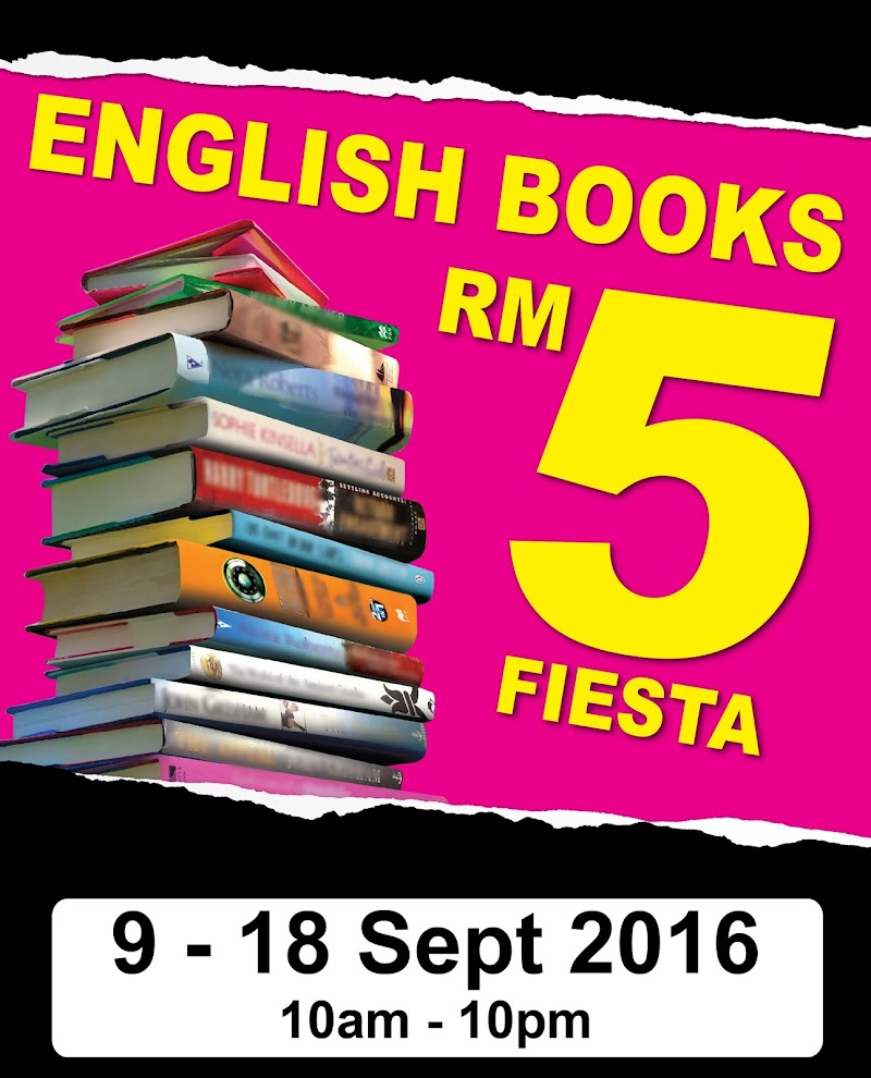 Popular RM5 Fiesta, 9 -18 September, VIVA Home Shopping Mall