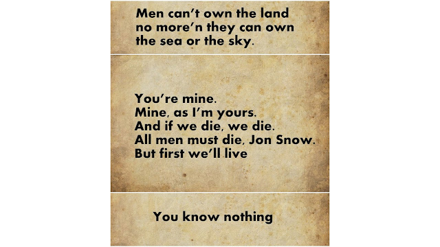 Ygritte Quotes