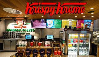 Krispy Kreme Doughnuts South Africa