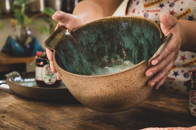 Tigela de Cerâmica - Adriana Lopes