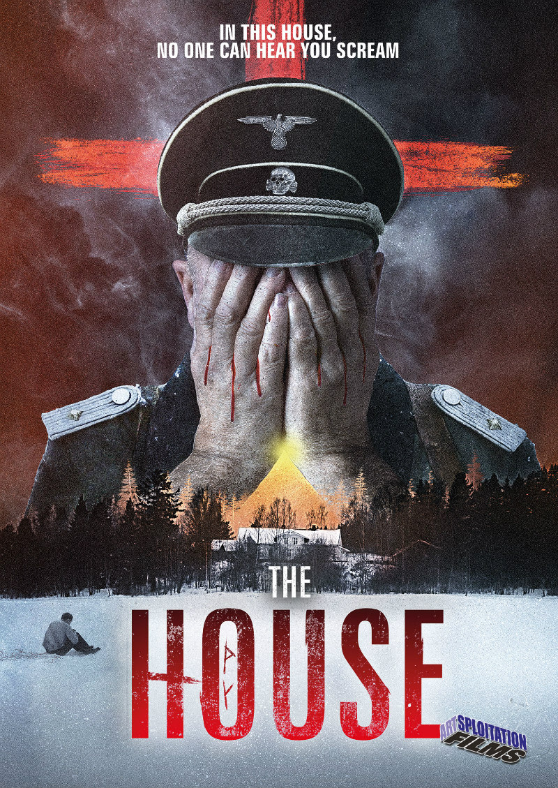 the house norwegian horror film artwork