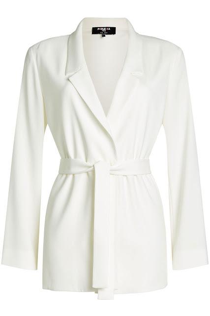 white blazer shop online