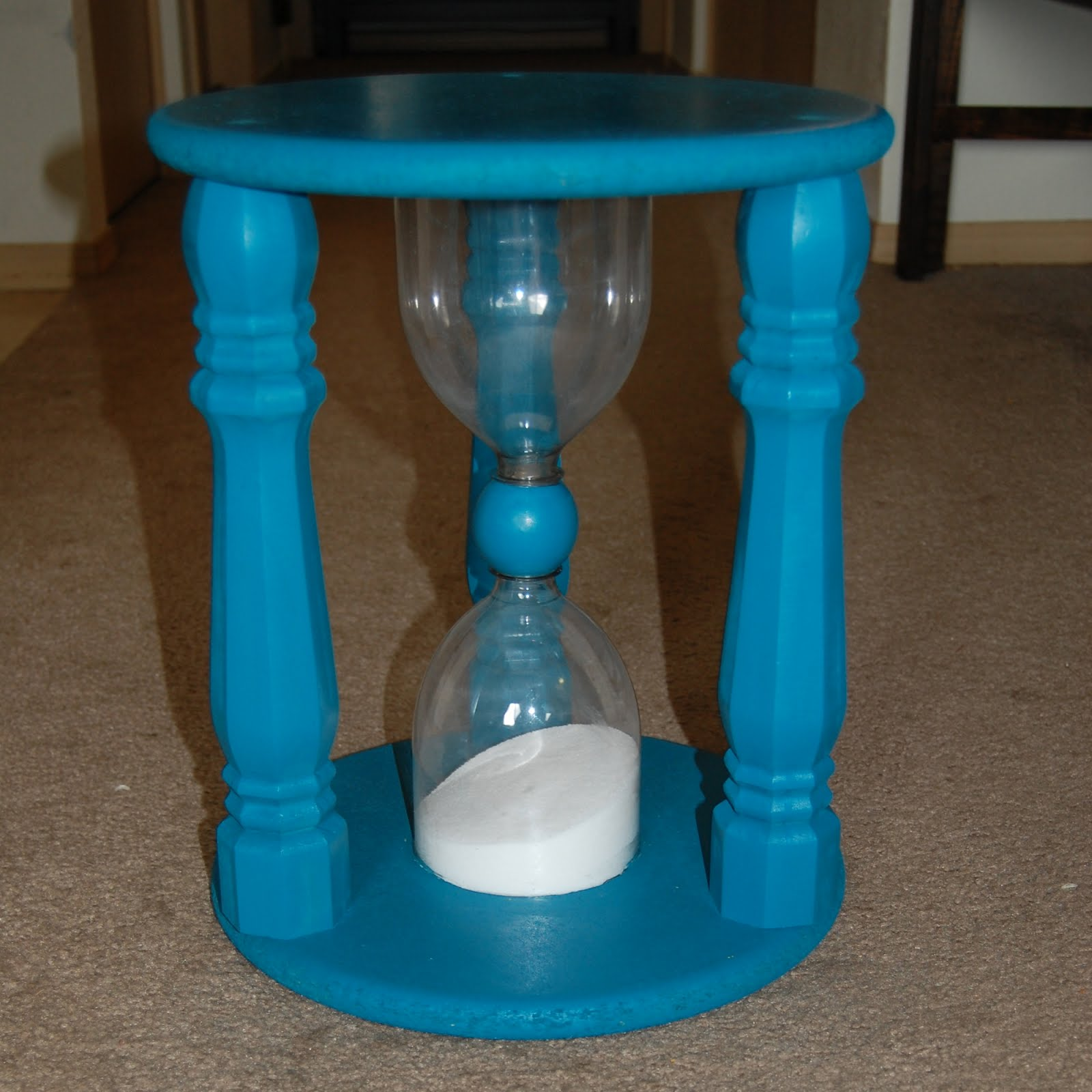 Christiney s crafts time out stool tutorial