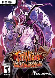 Download Trillion God of Destruction PC Game Gratis