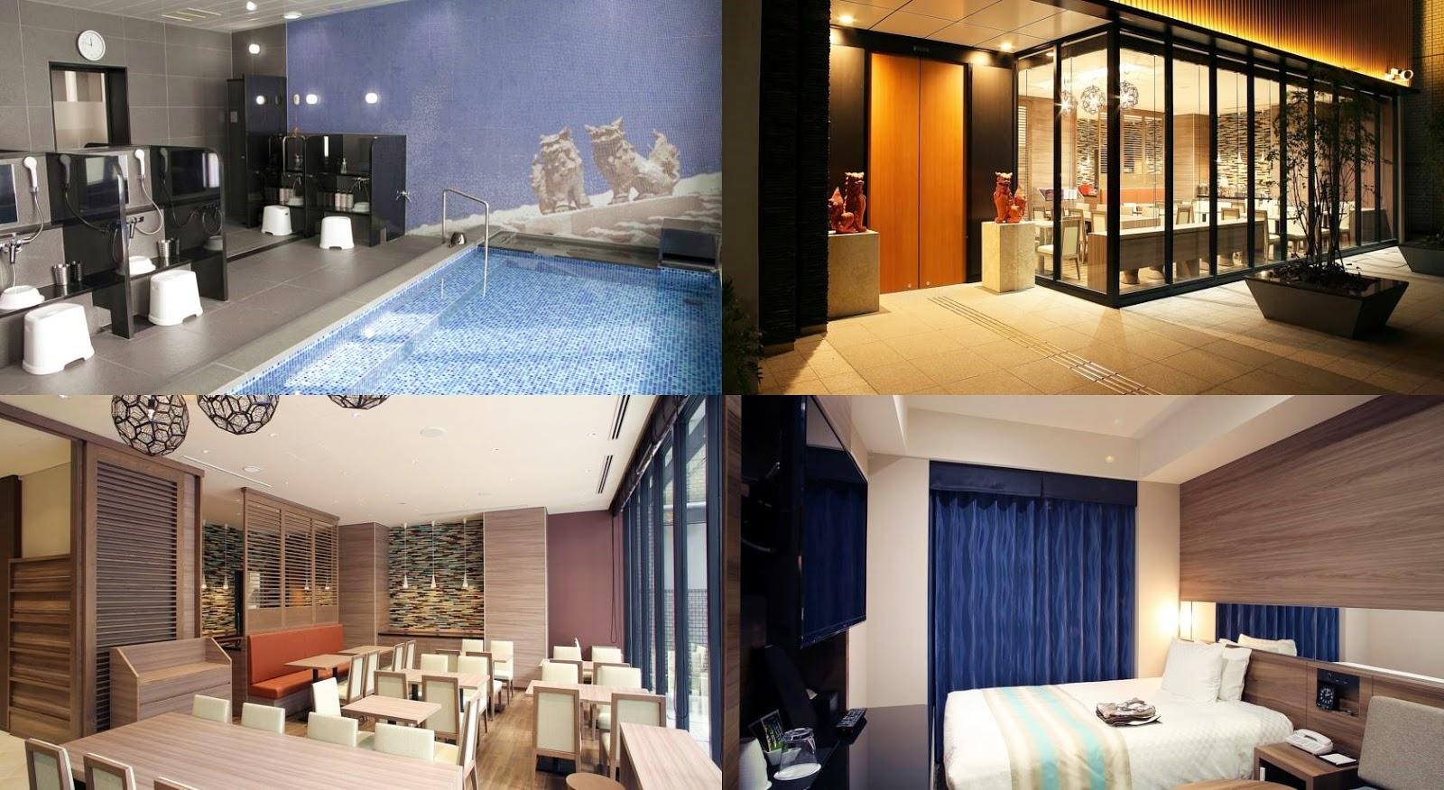 沖繩-住宿-推薦-飯店-旅館-民宿-公寓-那霸-縣廳前阿爾蒙特酒店Almont-Hotel-Naha-Kenchomae-Okinawa-hotel-recommendation