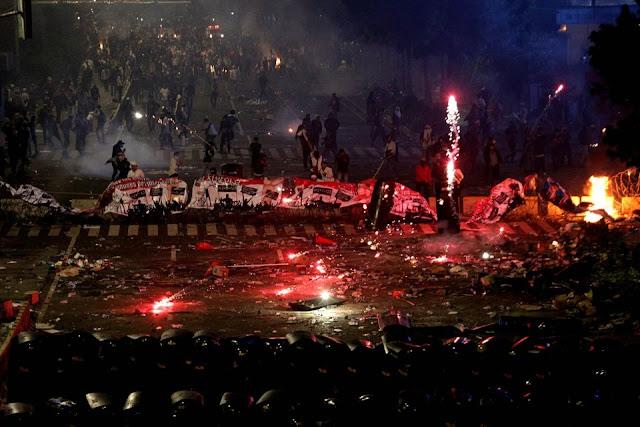 Kerusuhan 22 Mei 2019 dan Upaya Jahat Memecah Belah Persatuan Bangsa Indonesia