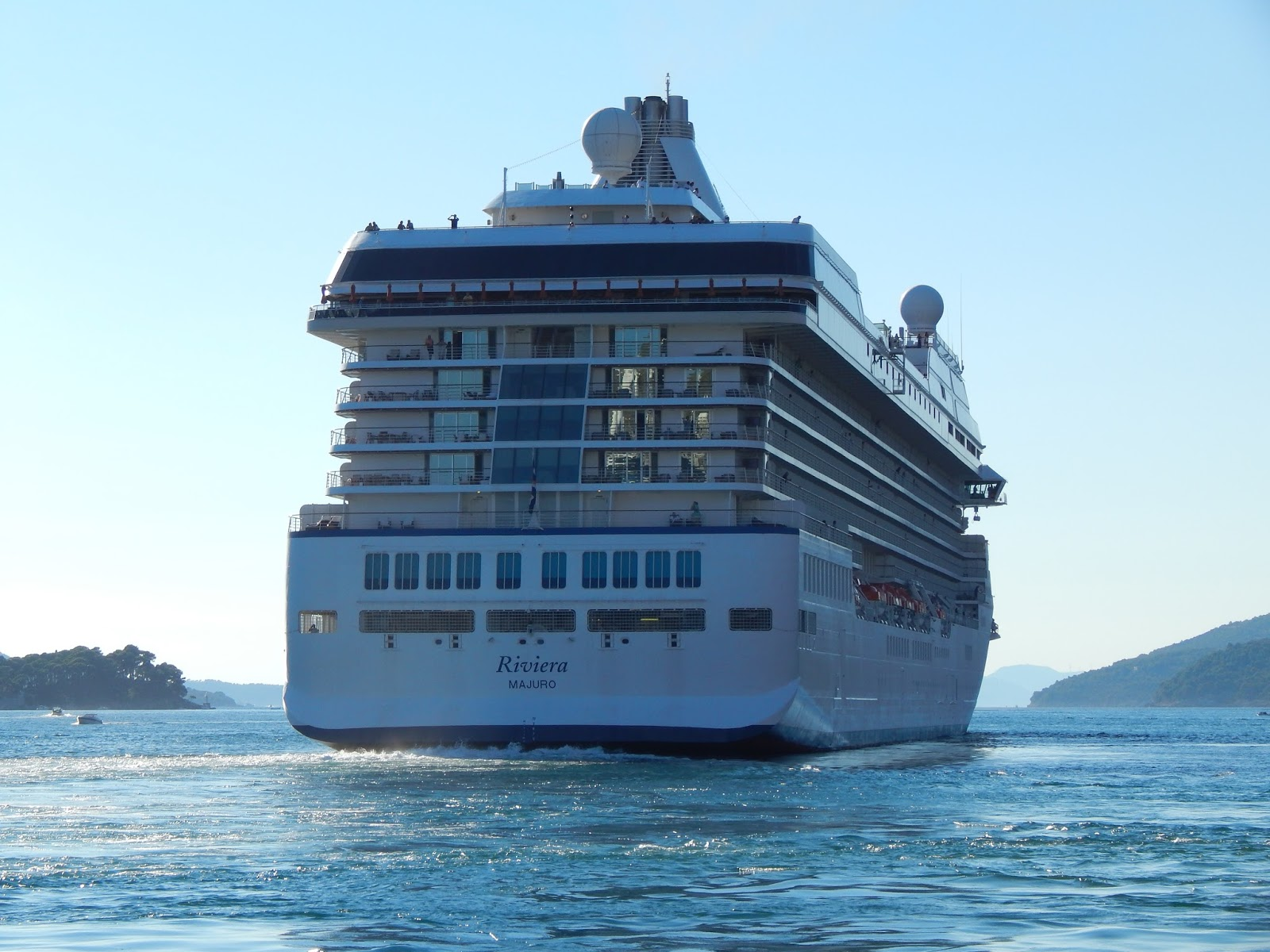 Oceania Cruises anuncia roteiros para 2017 e 2017/2018 - WorldCruises ...