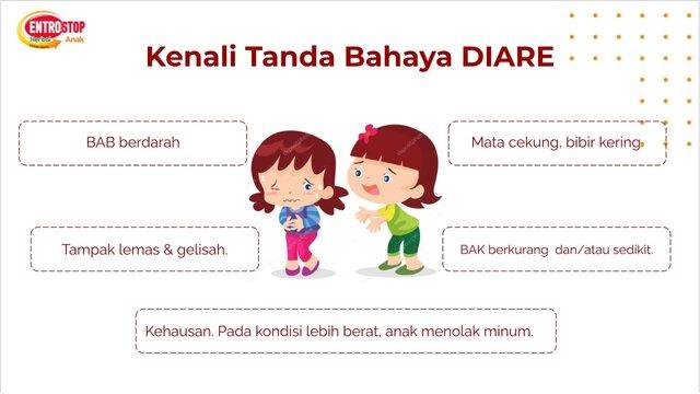 Kenali tanda bahaya diare