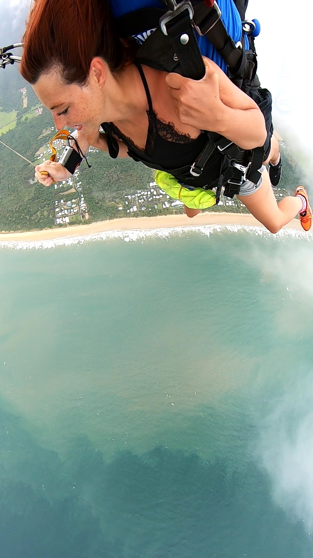 seeing hte world from a different view with skydive australia