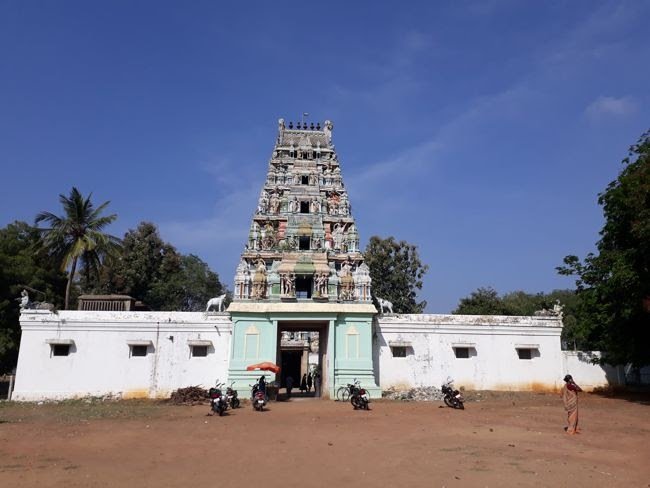 Sri Thaanthondri Eswarar Temple