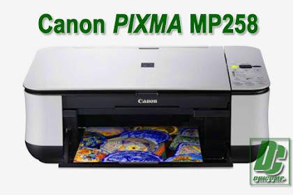 Driver Canon PIXMA MP258