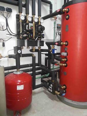cambiar instalación calefacción Zaragoza