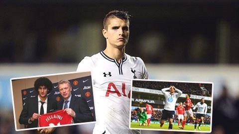 Tiền vệ được Tottenham mua về với giá cao