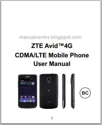 Zte Mf903 User manual Free Download