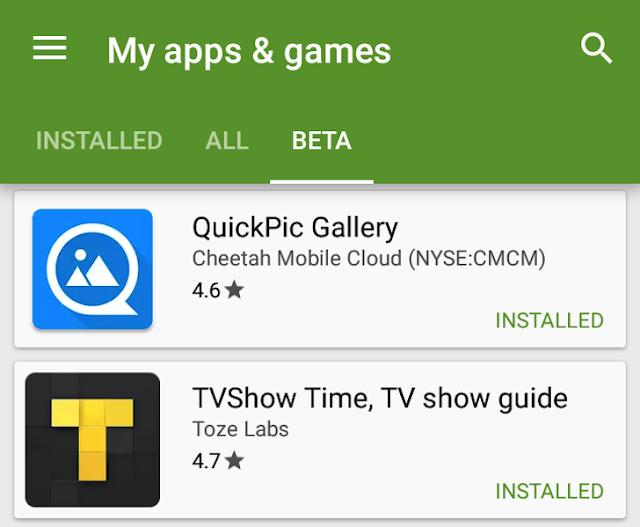 Update Google Play Store 6.7.12 APK Terbaru untuk Android