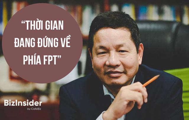 Chủ tịch FPT ông Trương Gia Bình