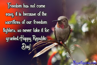 Happy Republic Day 2020 Quotes for Whatsapp and Facebook