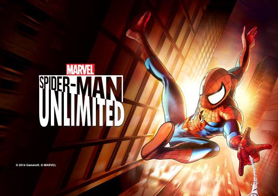 تحميل لعبة Spider Man Unlimited مجانا للاندرويد
