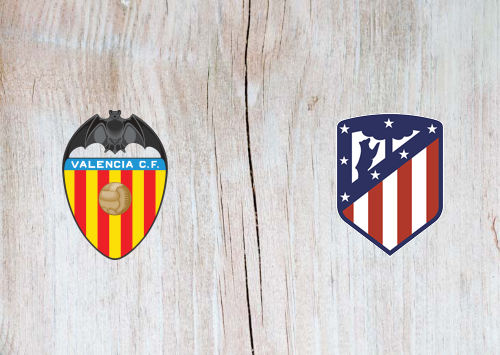 Valencia vs Atletico Madrid -Highlights 14 February 2020