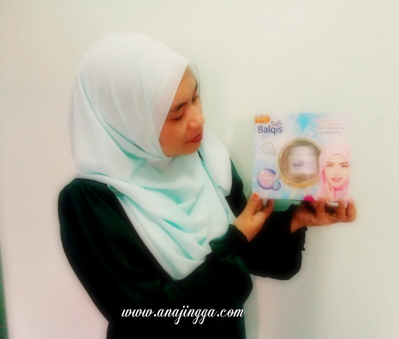 SAFI BALQIS OXY WHITE - Berikan nafas baru kepada penjagaan wajah sempurna