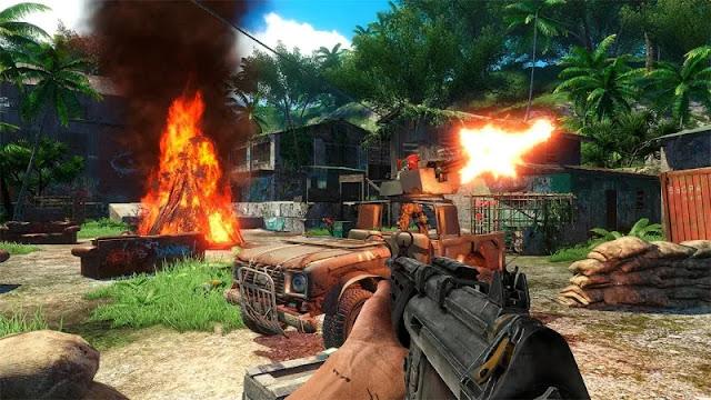 تحميل لعبة far cry 3 من ميديا فاير للكمبيوتر