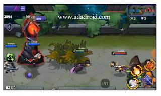 New Update Naruto Senki Mod Mobile Legend