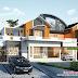 Ultra modern 4 bedroom luxury home plan