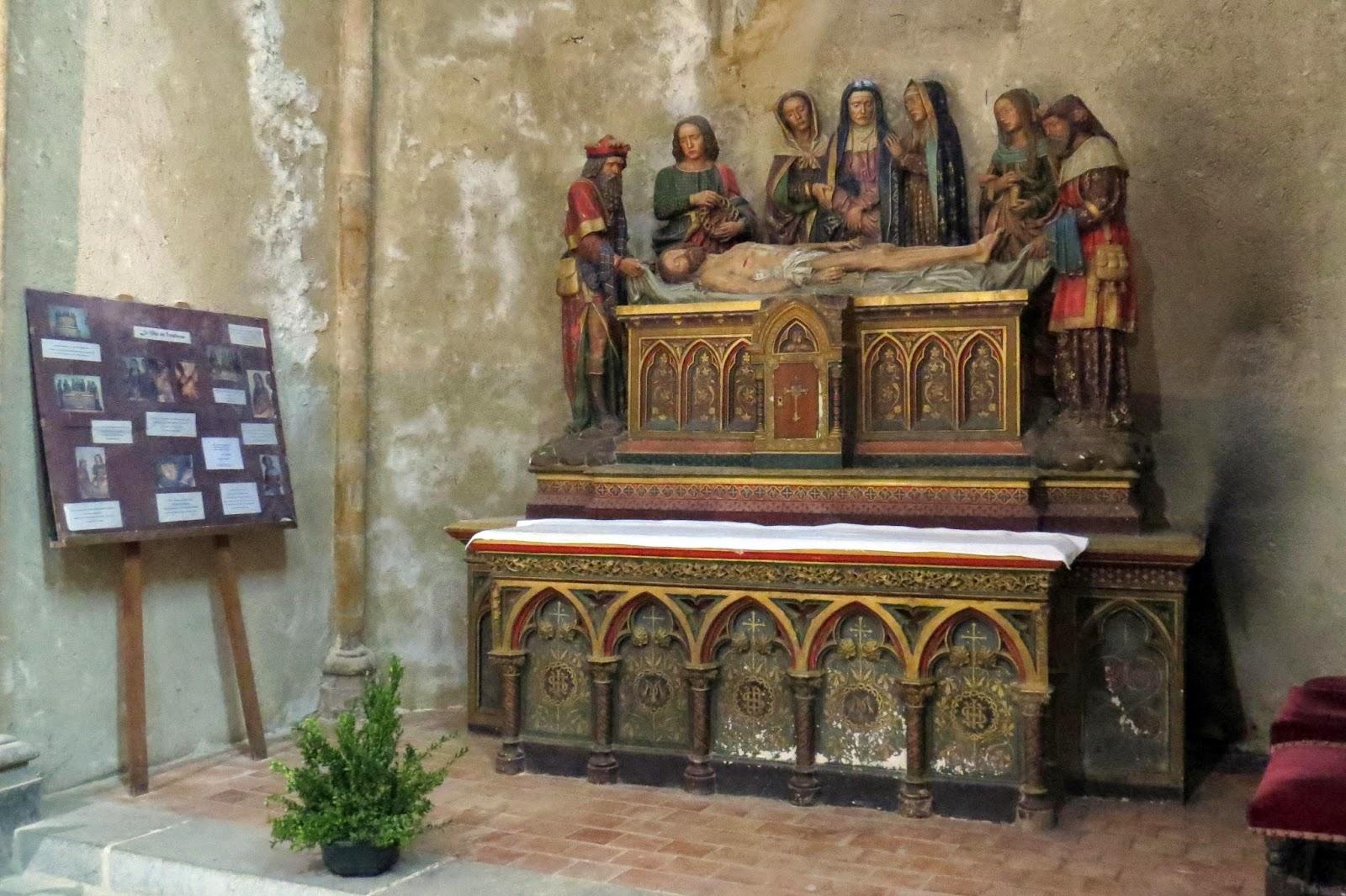 Iglesia San Volusien, Foix, Francia