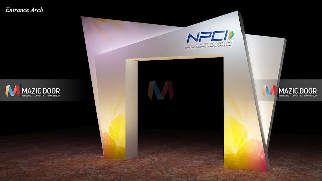 NPCI Conference Setup Design 02