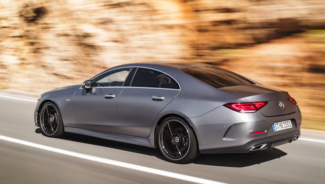 2019 Mercedes AMG CLS 53 Price Canada