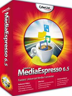 CyberLink MediaEspresso 6.5 DVD Capa