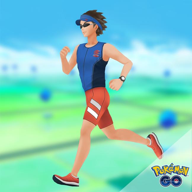 Corrida Pokémon GO