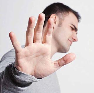 Gondolatok negatív érzelmek kezelésére: Tagadás