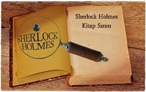 sherlock holmes kitap sırası