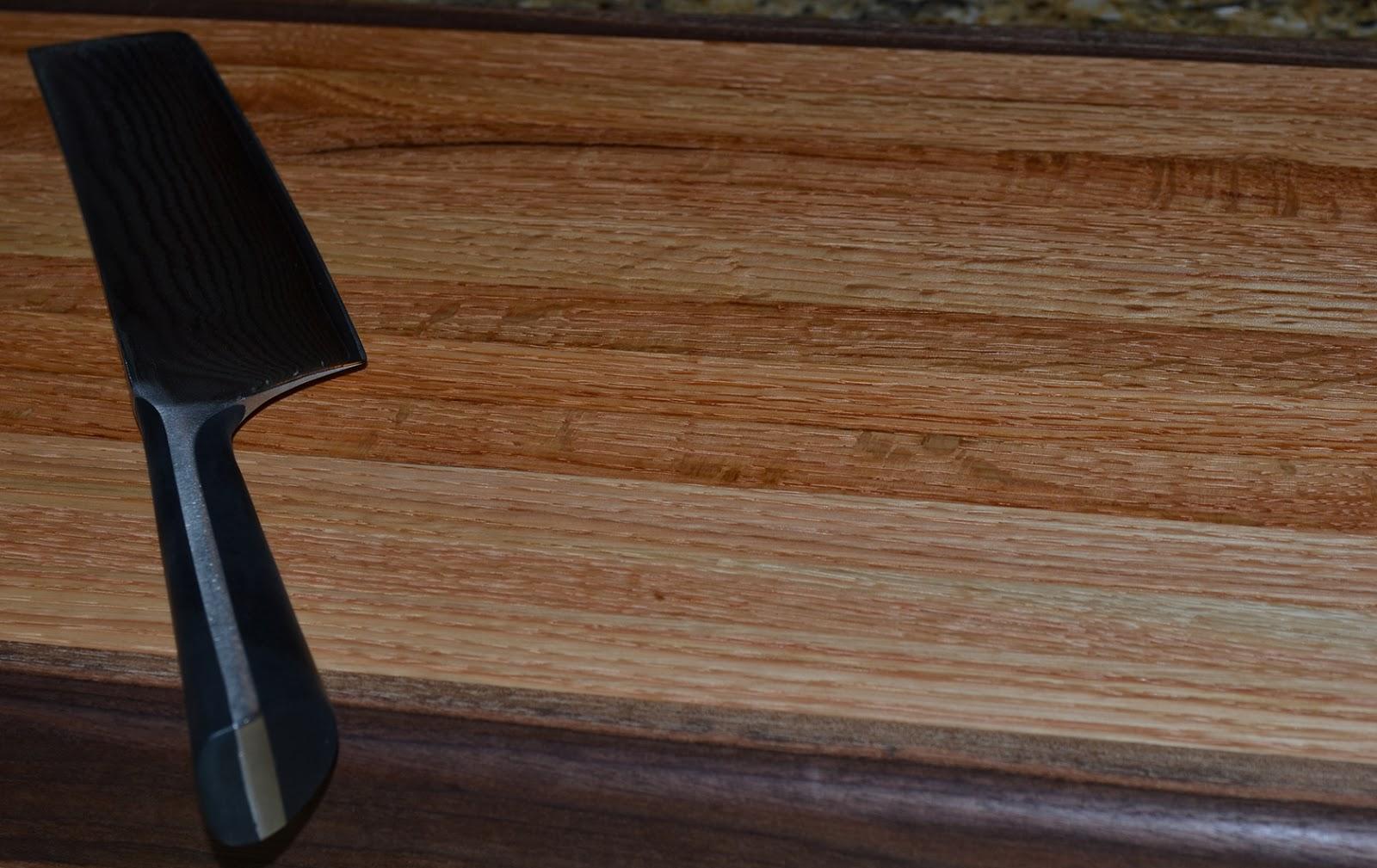 Warrior Woodwork Cutting Board 2 1 Red Oak