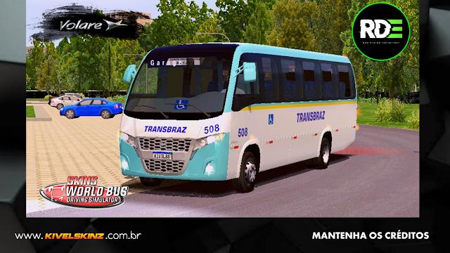 VOLARE W9 FLY - VIAÇÃO TRANSBRAZ