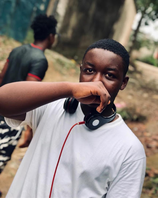Meet the 16-Year-Old Behind the Camera Lens — Ngowe Esimo, Cameroon's Teen Creative Director